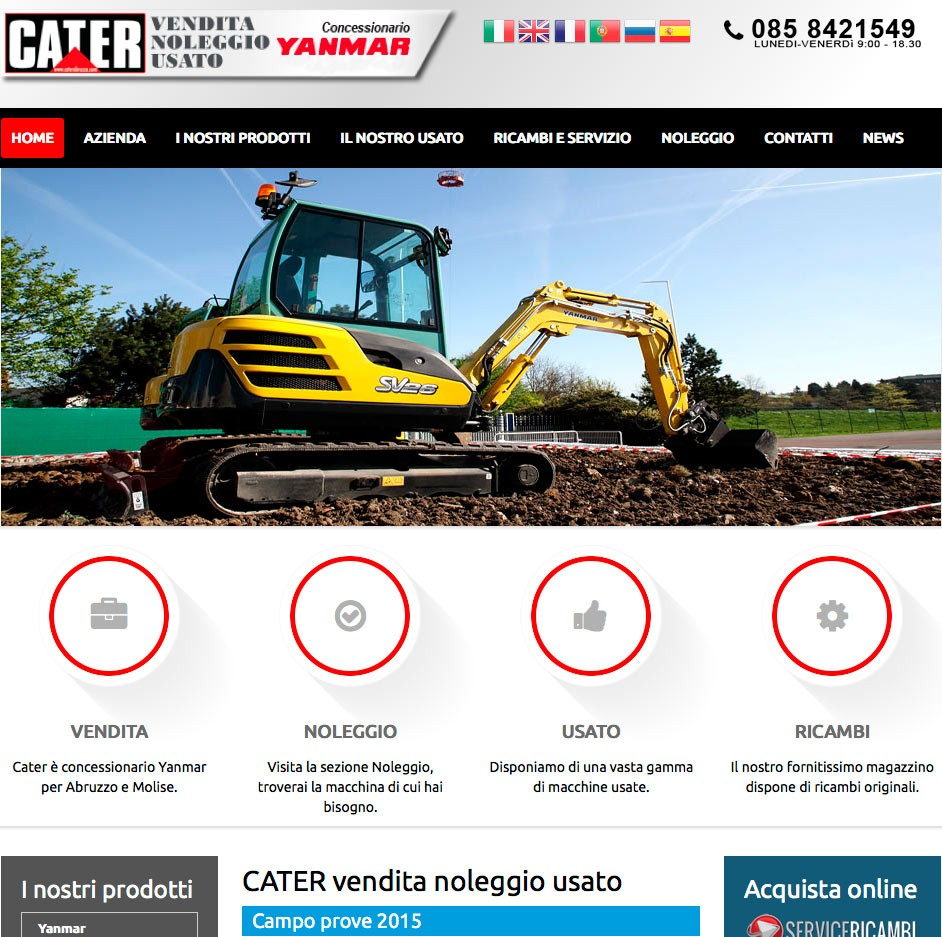 Cater Abruzzo